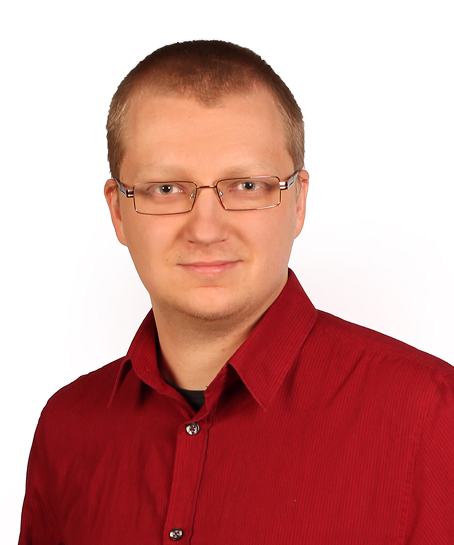 Piotr - Front-end Developer