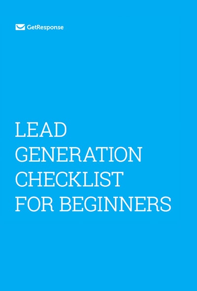 lead gen for beginners.