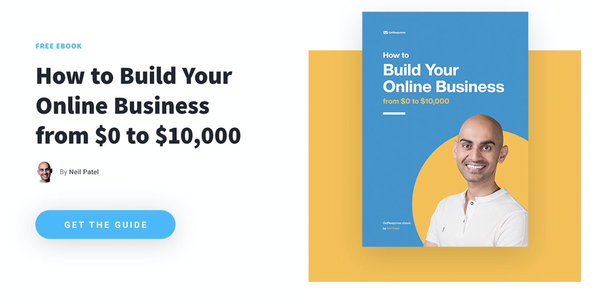 How to build an online business from $0 to $10,000 free ebook.