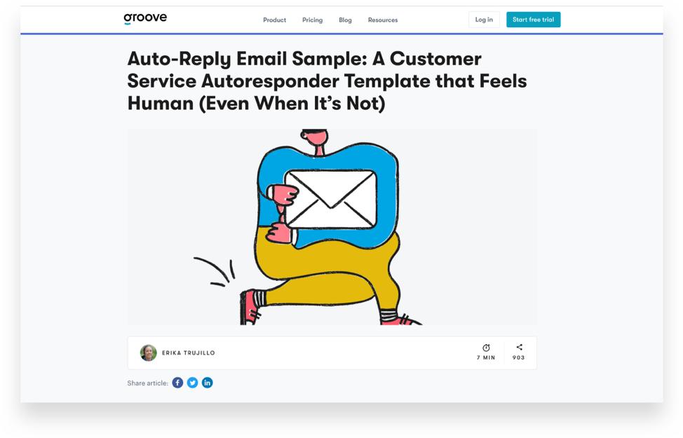 """página de inicio de correo electrónico de respuesta automática. """"class ="""" wp-image-6803"""