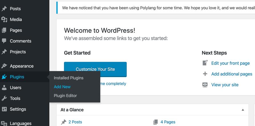 """Cómo agregar el complemento oficial de píxeles de Facebook a un sitio web de WordPress. """"Class ="""" wp-image-6975"""