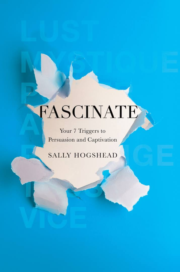 Persuasion book for Solopreneur - Fascinate Your 7 Triggers to Persuasion and Captivation Book by Sally Hogshead
