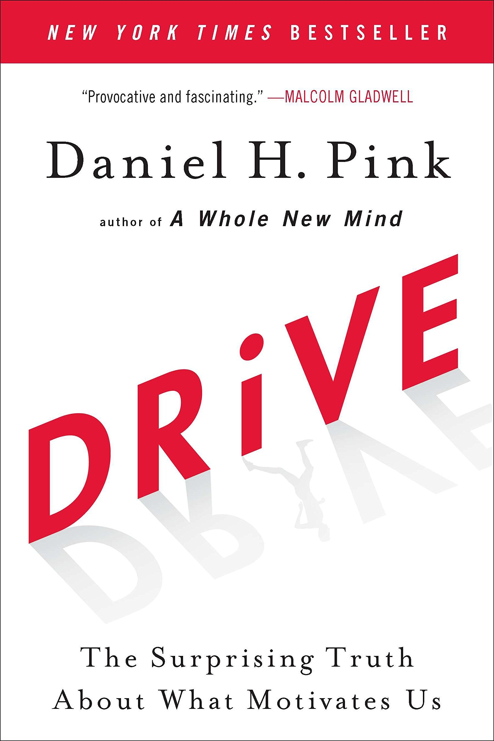 Best books on mindset - Daniel H. Pink - Drive.