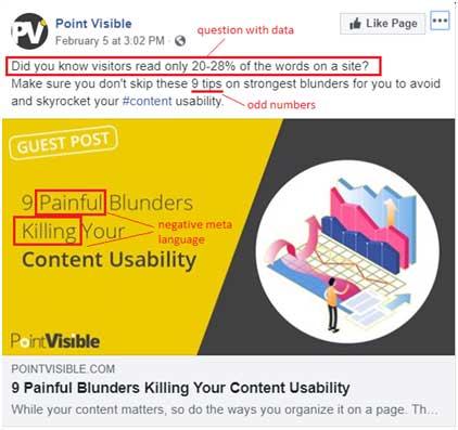 Черно-желтая графика с использованием негативного языка для того чтобы добиться определенных действий от подписчика в Фейсбуке