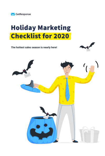 Holiday Marketing Campaigns Checklist for 2020.