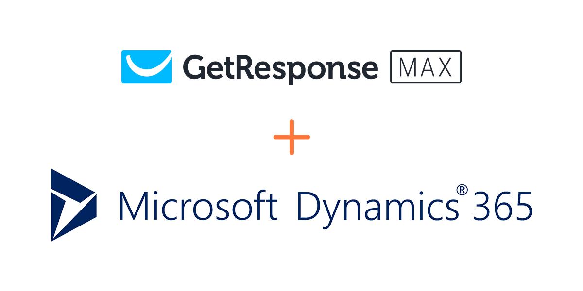 GetResponse Max and Microsoft Dynamics 365 Integration.