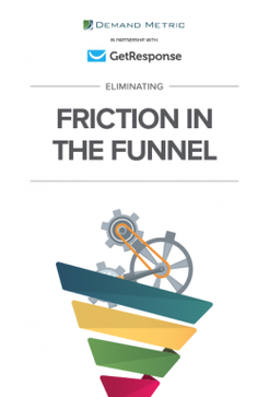 Eliminating friction in the funnel report.
