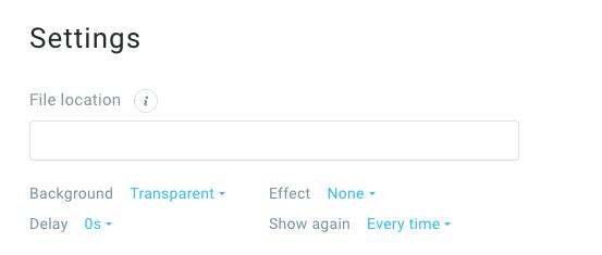 Download box settings tools