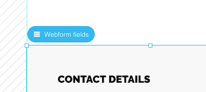 webform fields.