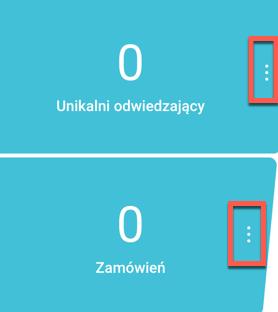 kliknij ikonki akcji.