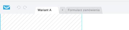 zakładka formularz zamówienia.