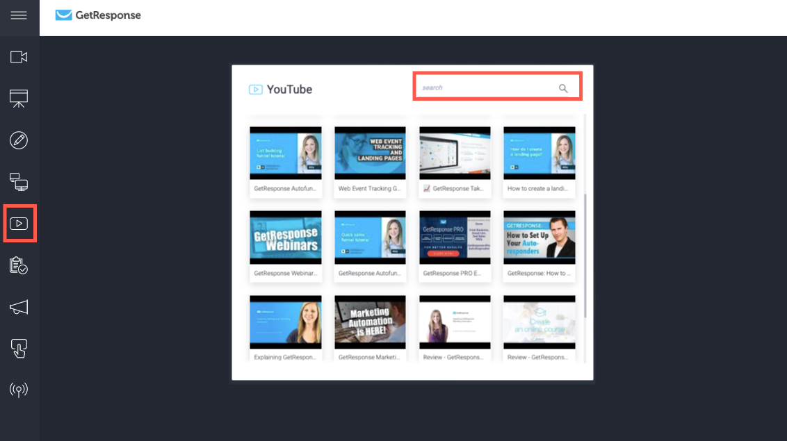 Youtube video embedder