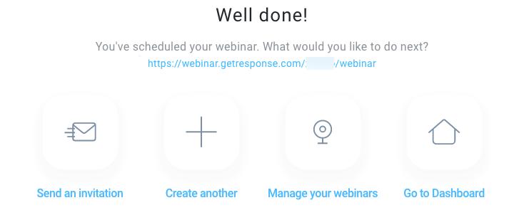 webinar next steps.