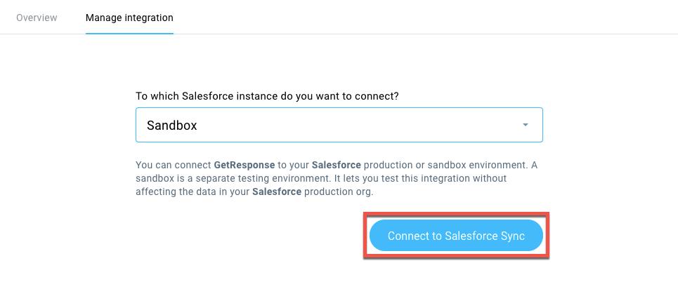 Salesforce Integration Connect.