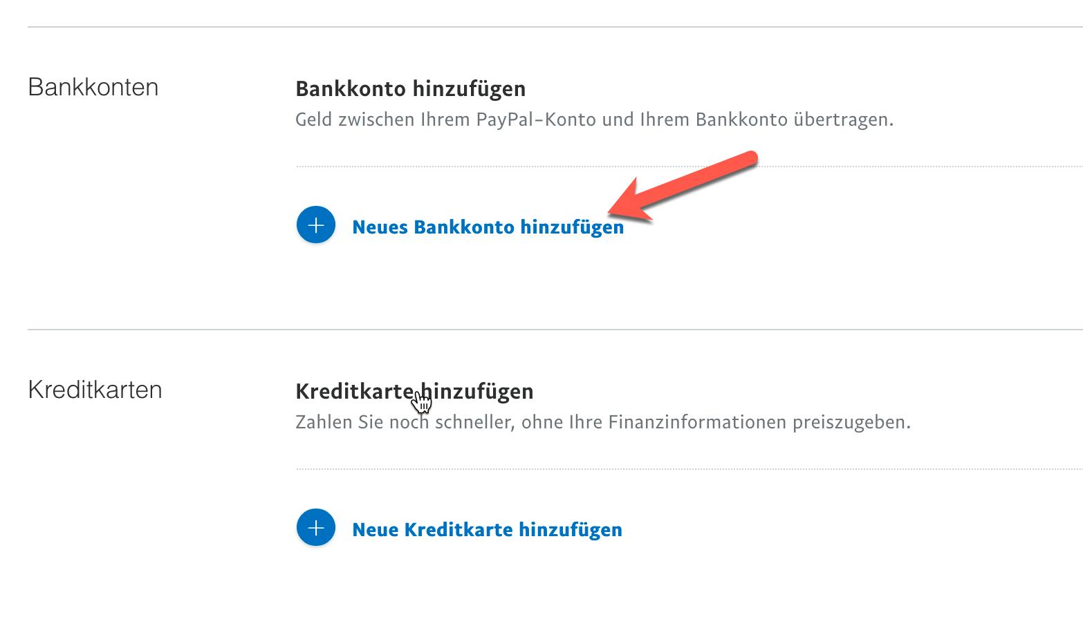 Paypal Bankkonto Verifizieren