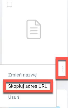 Skopiuj adres URL