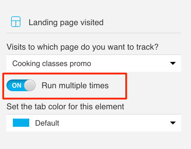 Landing-page-visited-run-multiple-times