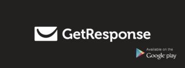 Aplikacja GetResponse na Android