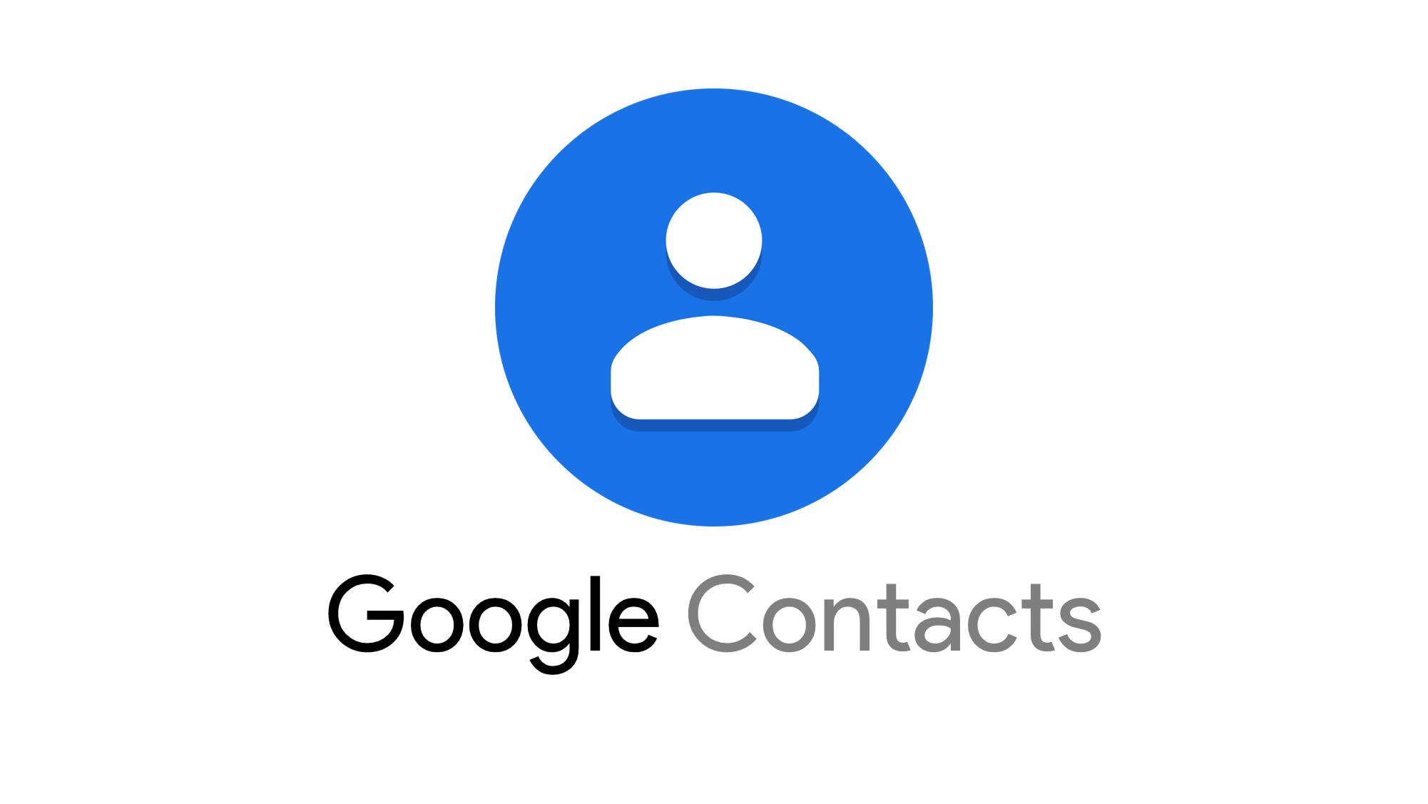 Google Contacts via Zapier