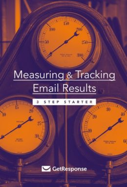 Measuring and Tracking Email Results: 3 Step Starter