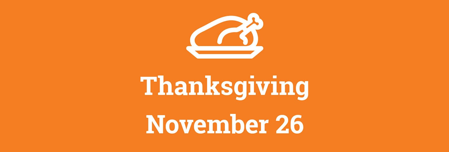 Thanksgiving November 26