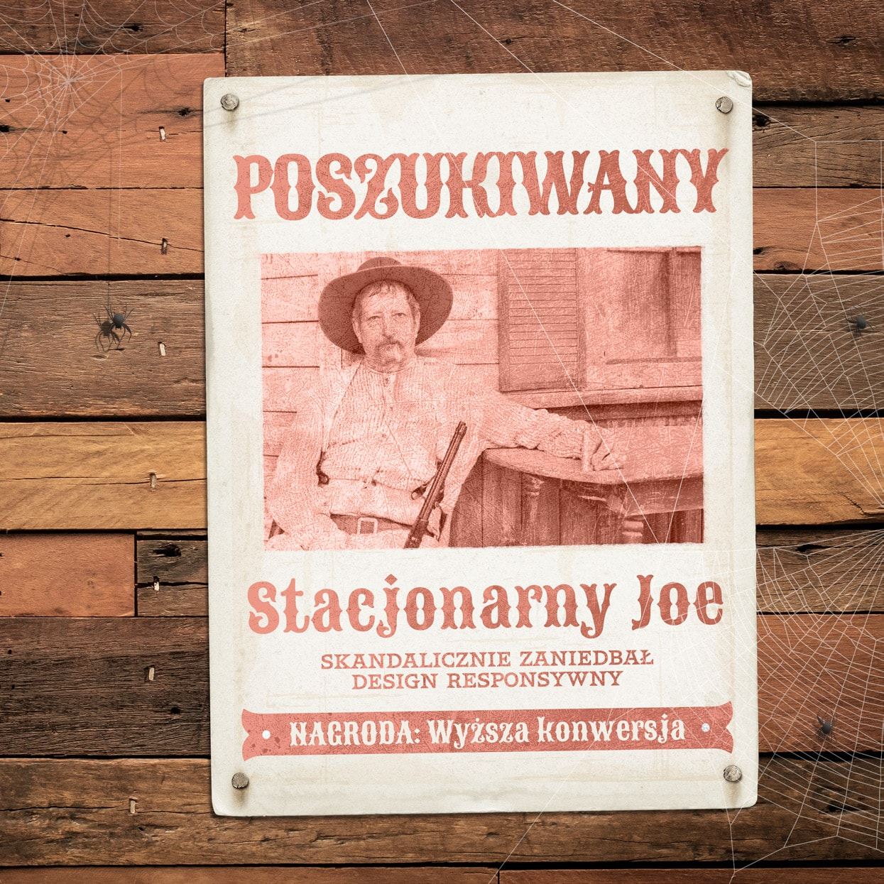 Stacjonarny Joe