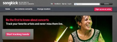 Picture #4 - Songkick: Be the first to know about concerts