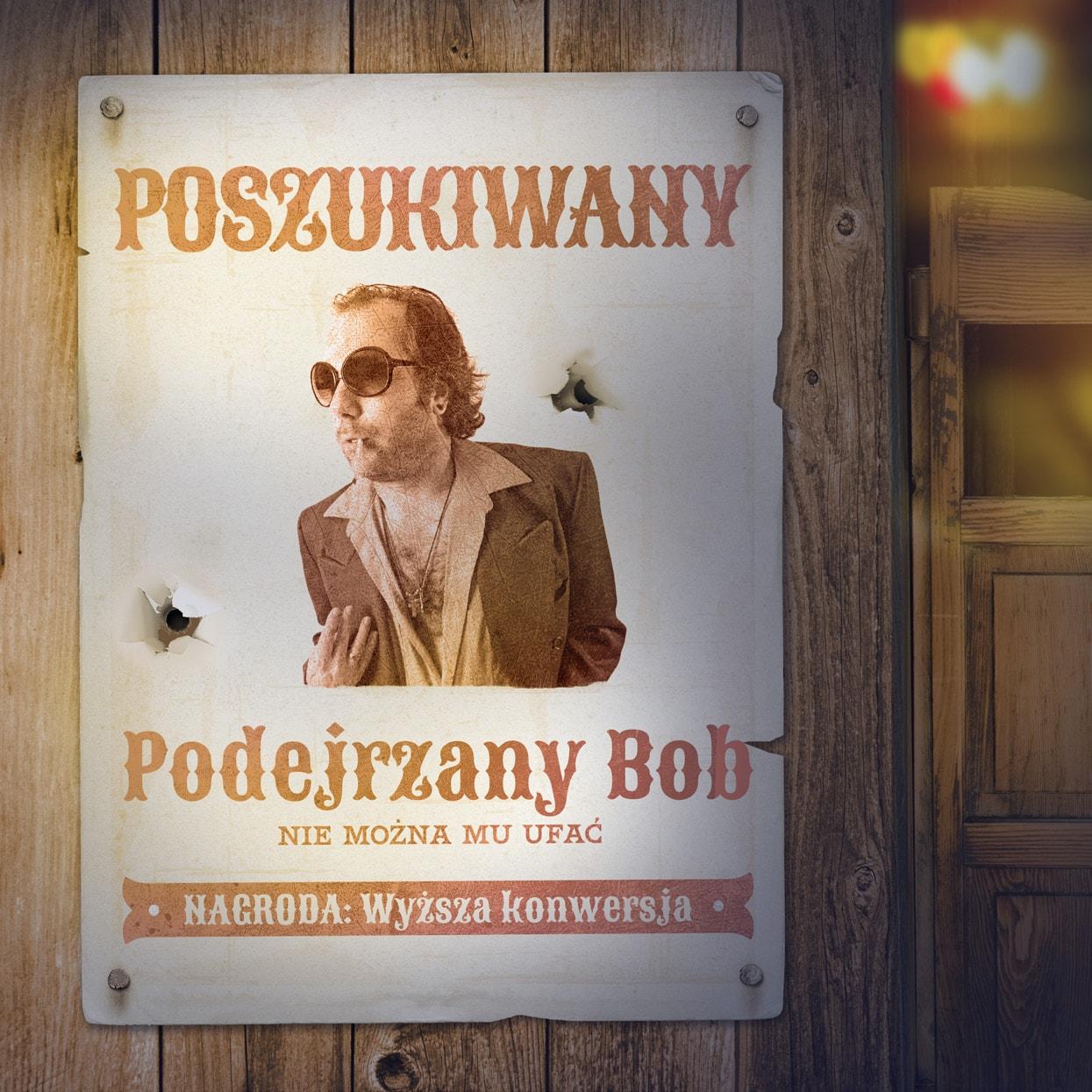 Podejrzany Bob