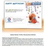 Img.10 Hostelworld newsletter header