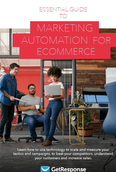 Przewodnik po automatyzacji marketingu dla sektora e-commerce.