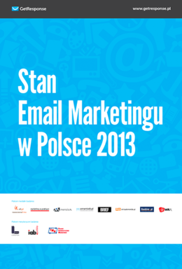 Stan Email Marketingu w Polsce 2013.