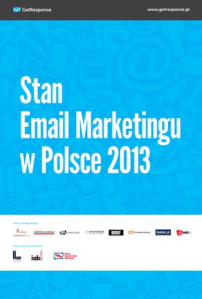 Stan Email Marketingu w Polsce 2013.
