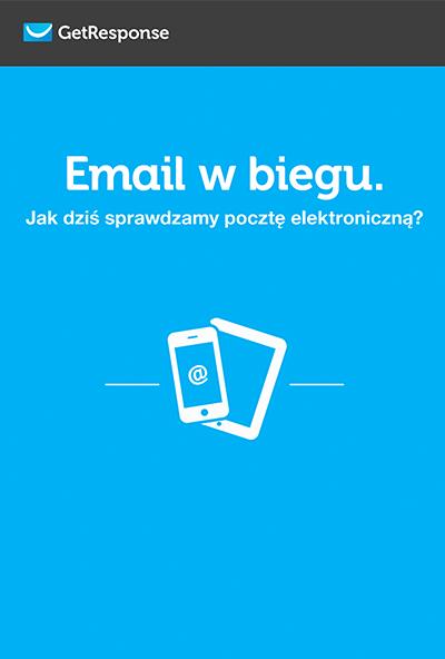 Email w biegu.