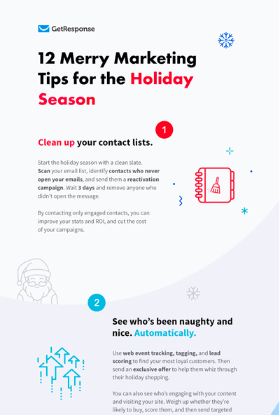 12 Merry Marketing Tips for the Holiday Season