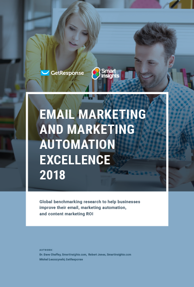 Email Marketing  & Marketing Automation  Excellence 2018