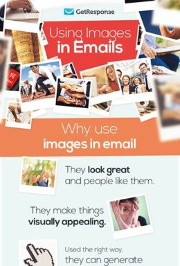 Using Images in Email