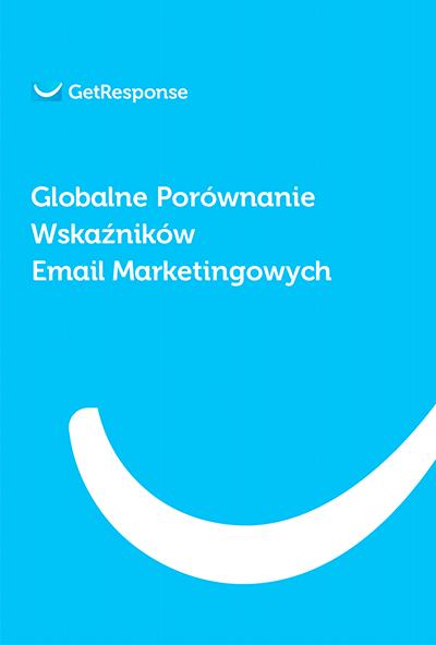 Globalne porównanie wskaźników email marketingowych.