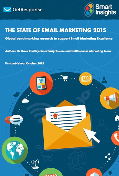 The State of Email Marketing 2015.