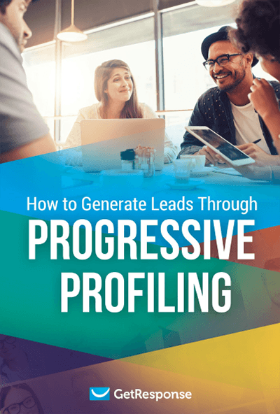 How To Generate Leads Through Progressive Profiling
