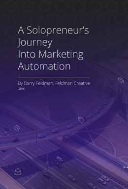 A Solopreneur's Journey Into Marketing Automation