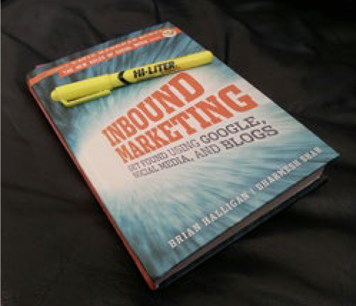 The book, Inbound Marketing, schooled me on the current state of digital marketing and inspired my interest in marketing automation.