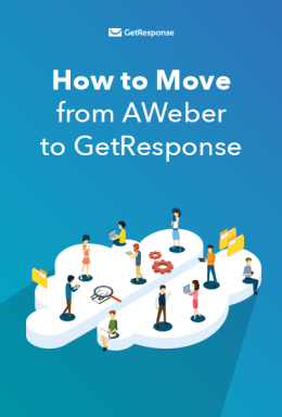 How to Move from AWeber to GetResponse