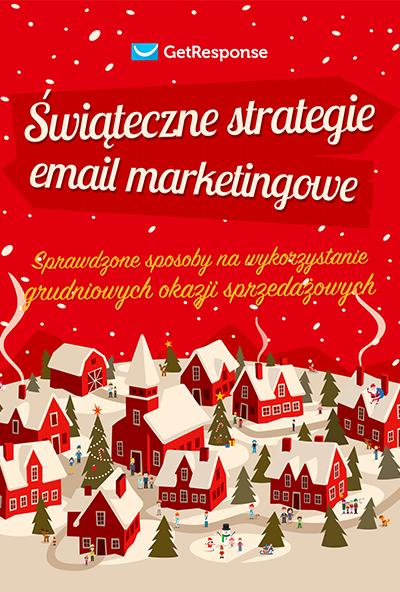 Świąteczne strategie email marketingowe