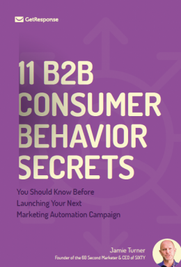 Marketing Automation – 11 B2B Consumer Behavior Secrets