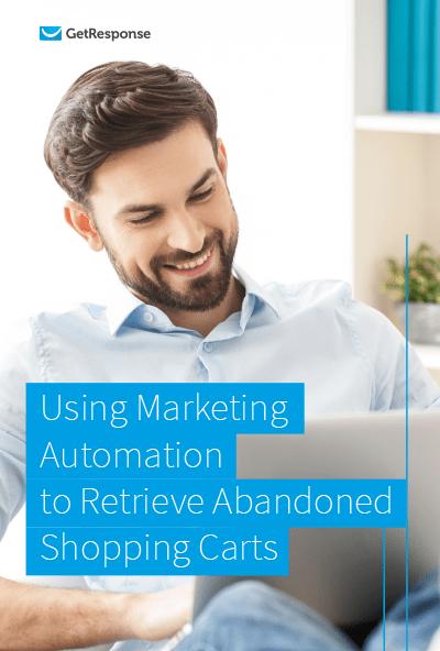 Using Marketing Automation to Retrieve Abandoned Shopping Carts