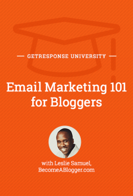 Email Marketing 101 for Bloggers
