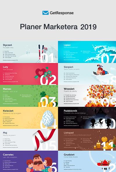 Planer Marketera 2019