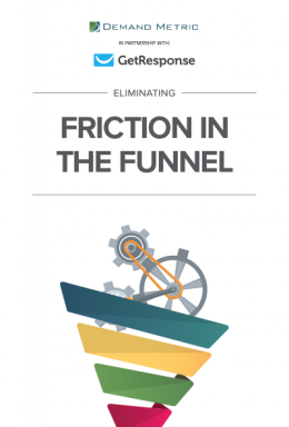 Eliminating Friction in the Funnel 2019
