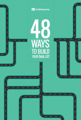 48 Ways to Build Your Email List