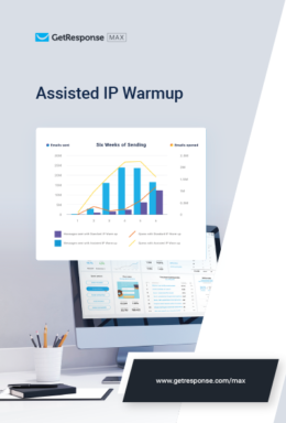 Assisted IP Warmup to Send Millions of Emails From Day 1